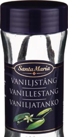 Återkallelse av Santa Maria Vaniljstång