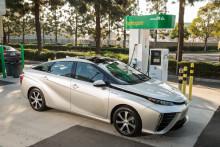 Toyota ökar produktionen av bränslecellsdriva Mirai