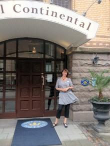 Ny hotelldirektör på Hotel Continental Sweden Hotels i Halmstad