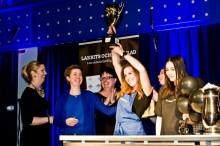 Nästan 10 000 besökte Lakritsfestivalen i helgen och Salmiakkola vann Sveriges Favoritlakrits 2014