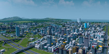Upplev framtidens Göteborg i datorspel