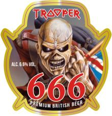 Iron Maiden TROOPER 666 lanseras i Sverige