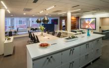 Älykkäämpi arkkitehtuuri lisää luovuutta toimistossa.