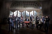 Sommarscen: Romska musiker i världsklass till Malmö