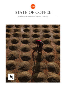State of Coffee - en rapport från Nespresso om kaffe och hållbarhet