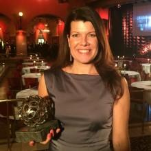 Kajsa Frisell årets kvinnliga förebild i telekombranschen