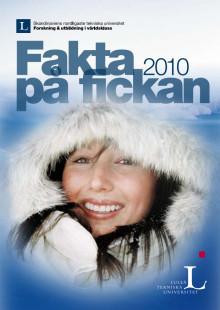 FAKTA PÅ FICKAN 2010