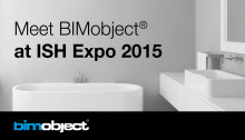 BIMobject® at ISH Expo 2015