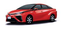 Första bilderna och pris på Toyotas nya bränslecellsmodell