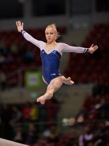 Ytterligare fina prestationer av Jonna Adlerteg i världscupen Challenge Cup
