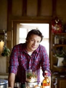 Jamie Oliver serverer nordisk vintermeny på Scandic
