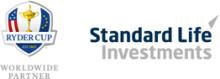 Standard Life Investments är världens första globala Ryder cup-partner