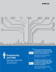 Produktutvecklingstjänster från HCL