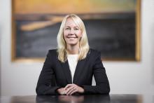 Kathrine Löfberg tar över ordförandeklubban