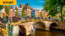 Nytt skip på Rhinen; Blomstercruise fra Amsterdam; Opplev fjellgorillaene i Uganda; Luksusferie på Maldivene; Høstens restplasser