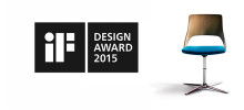 Kinnarpsin Embrace on voittanut iF Design Award 2015 -palkinnon