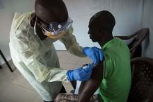 Nytt vaccin: Unikt genombrott i kampen mot ebola