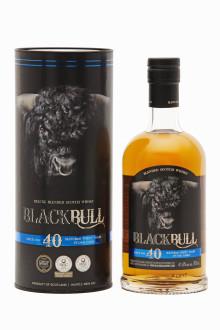 Prisbelönta whiskyn Black Bull i Sverige