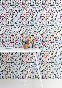 Less Is A Bore – a wall mural collection from Nothing Can Go Wrng