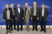 Martin Schulz stödjer kulturell samling för EU:s digitala agenda