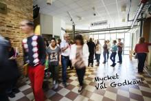 Skolinspektionen: Alströmergymnasiet utan brister