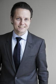 Thomas Andersson är ny vd för Stockholm Visitors Board