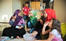 #45 – TISDAG: Syriska kvinnor om livet på flykt