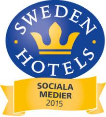 Sweden Hotels Gala 2015 - nomineringar Sociala Medier 2015