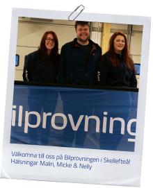 Välkomna på invigning 23 januari i Skellefteå!