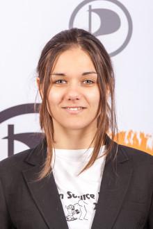 Amelia Andersdotter från Piratpartiet nominerad till ordförande för Europeiska Kommissionen.