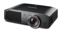 Panasonic Introduces 3D Full HD Home Cinema Projector with Hollywood Tuning