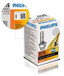 Philips taistelee ajovalopolttimoväärennöksiä vastaan