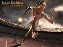 Kom på vår Föreläsning - Hur skapar du affärsnytta med sociala verktyg? Berns 19 april