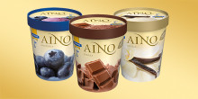 Kun yksi maku ratkaisee – Aino-jäätelöiden uudistunut herkuttelujäätelösarja hurmaa selkeiden makujen ystävät