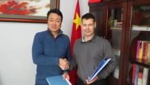 Kampsportforbundet inngår enda en eksklusiv avtale med Kina