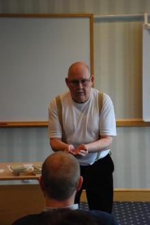 PRESSINBJUDAN: Välkommen att uppleva Bengt Jacobsson under en uppfriskande och omtumlande dag!