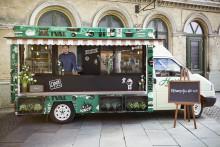 Premiär för svensk street-food från Harrys
