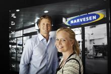 Narvesen fortsatt størst i norsk servicehandel