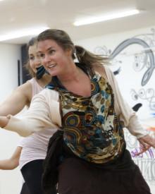 Prova Medborgarskolans dans- och yogaklasser i Ängelholm