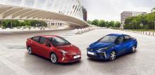 Världspremiär: Så blir nya Toyota Prius