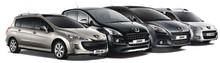 Peugeot viser biler frem ved BabySams Autostol-weekend