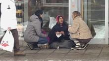Röda Korset mobiliserar för hemlösa EU-migranter