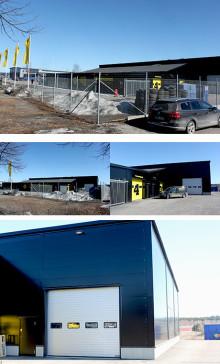 Bilprovningen återvänder till Enköping