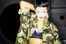 Rihanna utmanar Madonna