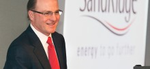 Former chief sells out of SandRidge shares