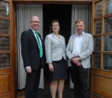Lesjöfors praises business in Latvia