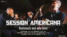 Session Americana – supergrupp inom rootsmusiken äntligen tillbaka i Sverige