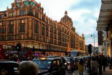 Vings Resepanel visar: London är storstaden som har den bästa shoppingen