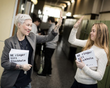 """""""9E ringer till Stockholm och säger ..."""""""