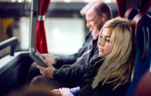 Resandet med kollektivtrafiken fortsätter att öka